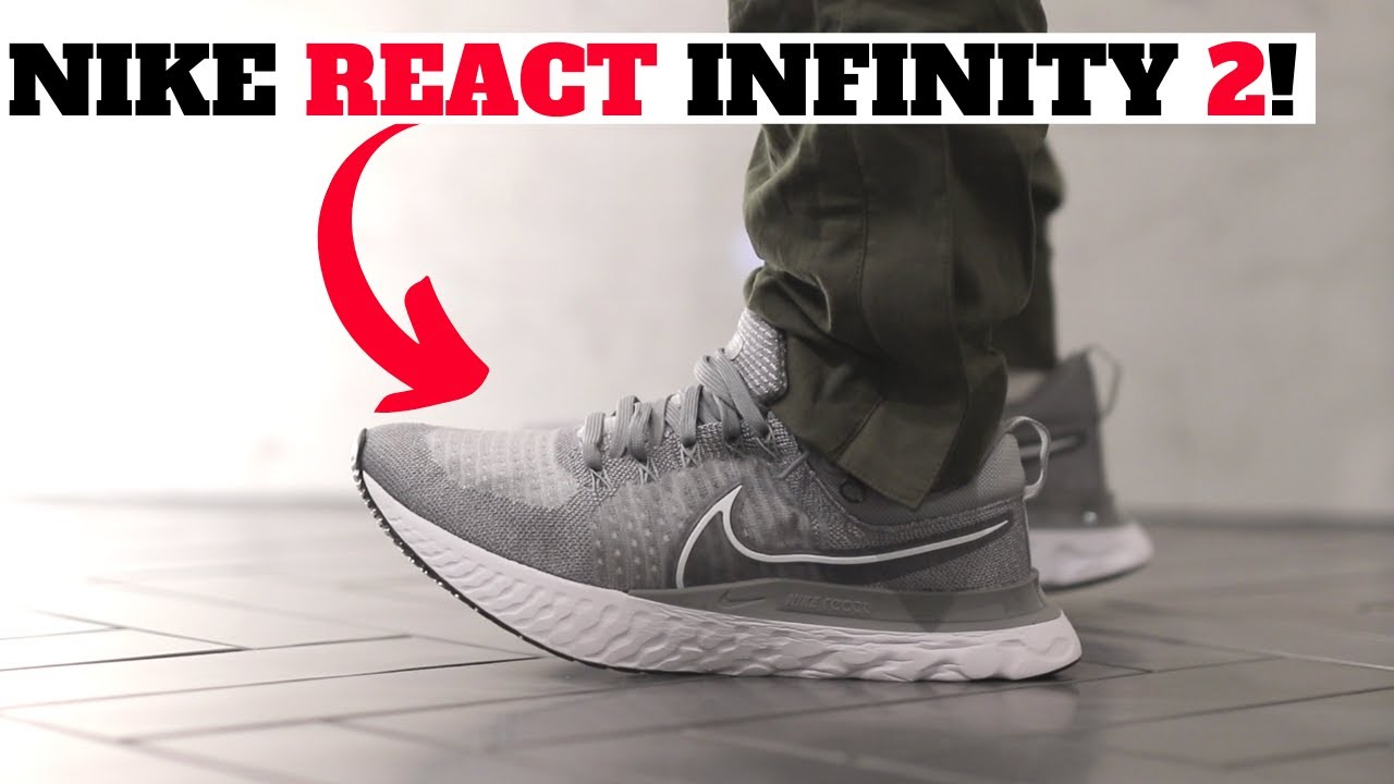 Worth Buying? Nike REACT INFINITY Run Flyknit 2 Review On Feet!
