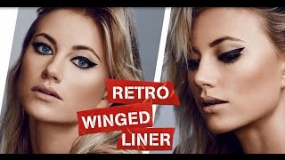 Rimmel How To Do The Perfect Winged Eyeliner