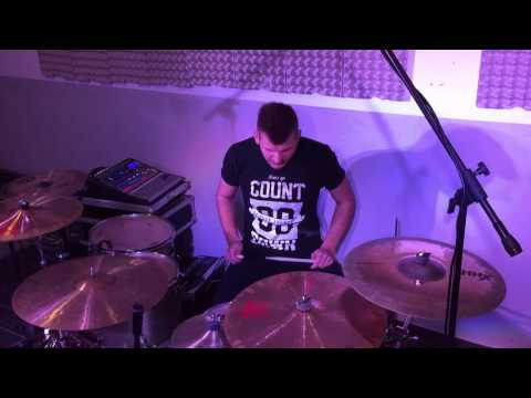 Baixar Papa Roach - Falling Apart (Drum Cover by Damiano)