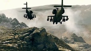 Probably the Best Mission on Helicopter in Games! Apache AH-64D Longbow. Medal of Honor 2010 (PC)