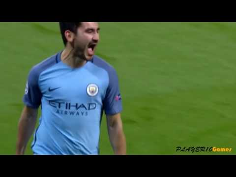 İlkay Gündoğan vs Barcelona HD Home 01/11/2016