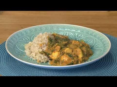 Low FODMAP Chicken Curry Recipe