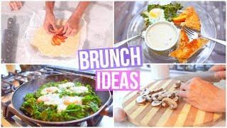 3 EASY BRUNCH IDEAS!