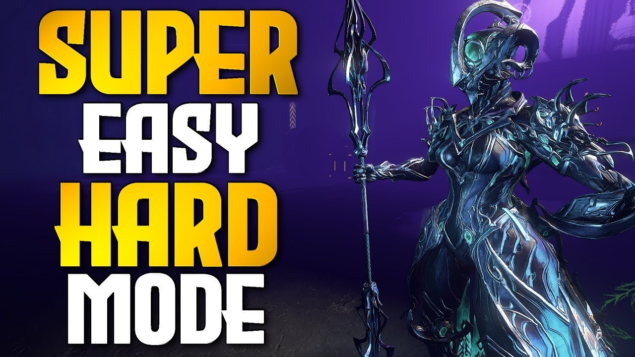 How to Make Hard Mode Super Easy | Warframe Steel Path Guide