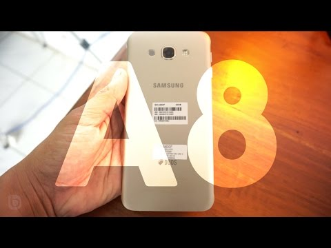 Review Samsung Galaxy A8 Indonesia