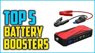 Top 5 Best Battery Boosters In 2018