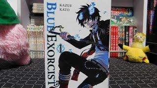 "Reseña Manga | ""Blue Exorcist"" #1 de Editorial Panini"