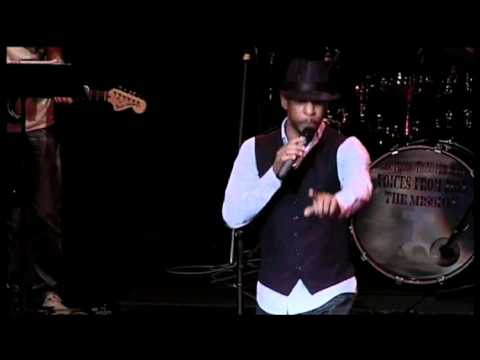Joshua kesler Fairfield Halls Croydon Voice From Z...