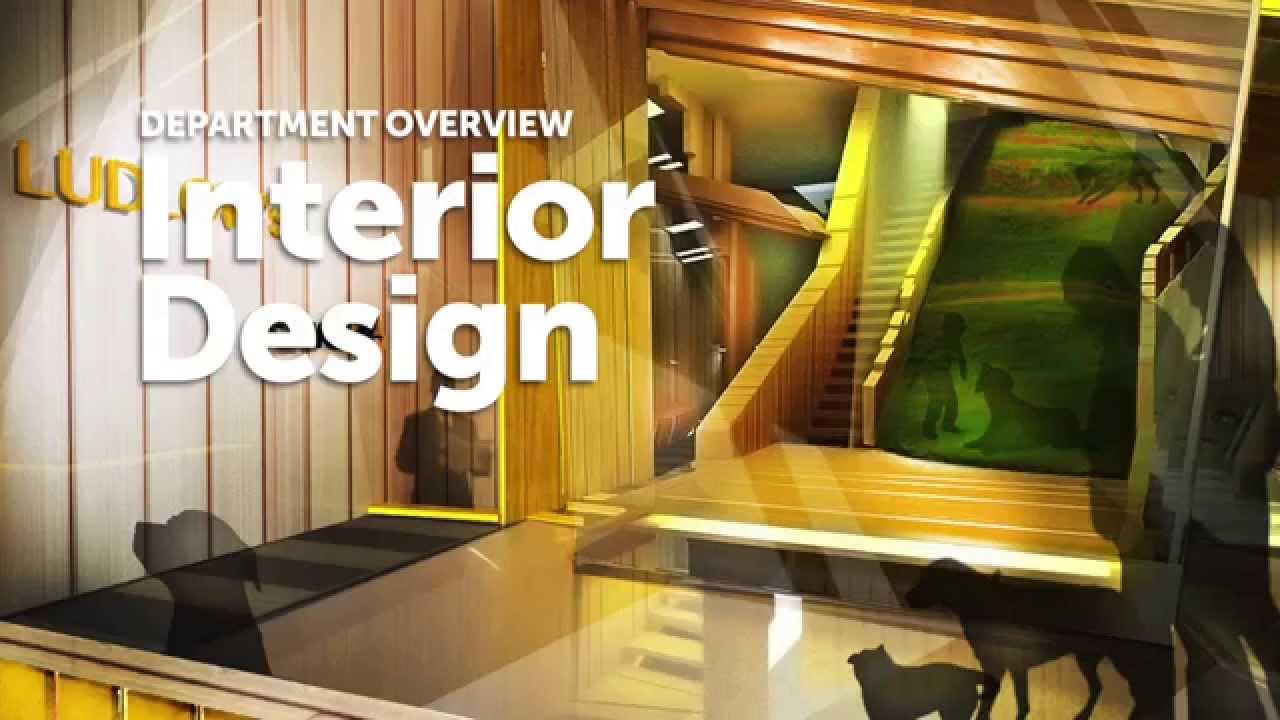 BFA Interior Design at School of Visual Arts Department Overview