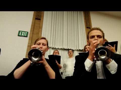 2 Piccolo Trumpets Hallelujah Chorus Yamaha