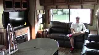New 2015 Grand Design Reflection 317RST Fifth Wheel RV - Holiday World of Houston & Las Cruces