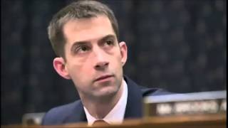 "Tom Cotton says he will vote for a minimum wage increase ""as a citizen"""