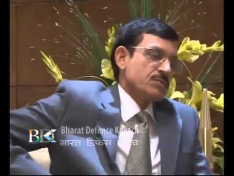 Interview with Indian DRDO chief - Dr. Avinash Chander (Part-1)