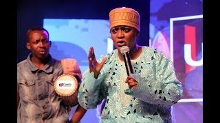 Ushbebe Live Akporo Kenny Blaq Acapella  Ajebo thrill the audience with laughter Yadadi12