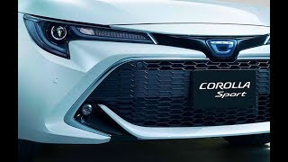 2019 Toyota Corolla Sport