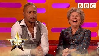Cuba Gooding Jr and Imelda Staunton's Oscar stories - The Graham Norton Show - BBC One