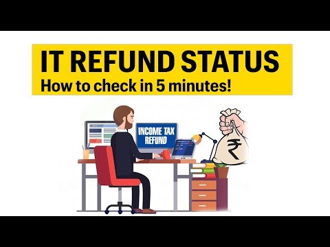 Income Tax Refund Status 2019-20: How to check IT refund status online in 5 minutes!