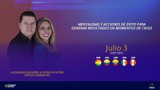 Entrenamiento con  Alexander Baquero & Patricia Pietro YouTube Videos