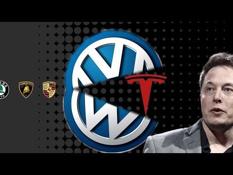BREAKING NEWS Volkswagen Considers Stake in Tesla says Wolfgang Porsche