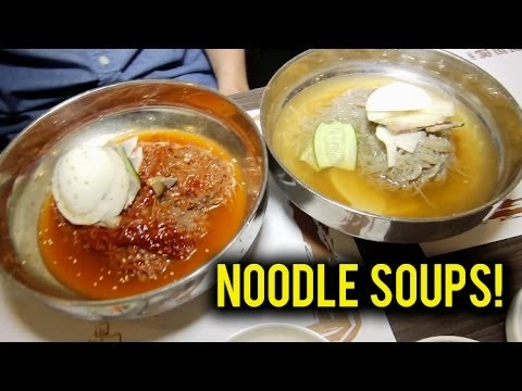 BEST ASIAN NOODLE SOUPS IN THE WORLD pt. 2
