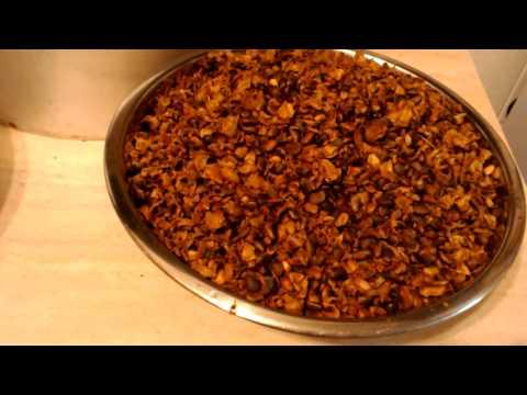 Как размягчить кедровый орех