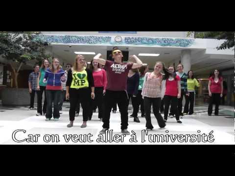 Finaliste du concours vidéo 2012: Holy Trinity Catholic High School (Ottawa)