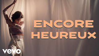 Leslie Medina - ENCORE HEUREUX (Clip officiel)
