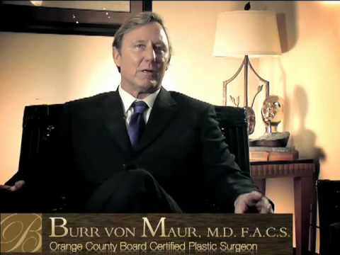 Orange County Nose Surgery - Dr. Burr von Maur