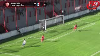 FATV 18/19 Fecha 20 - Talleres 1 - Español 1