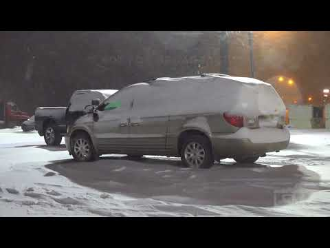 11-10-2019 Rapid City, SD - Stuck Vehicles Overnight Snow