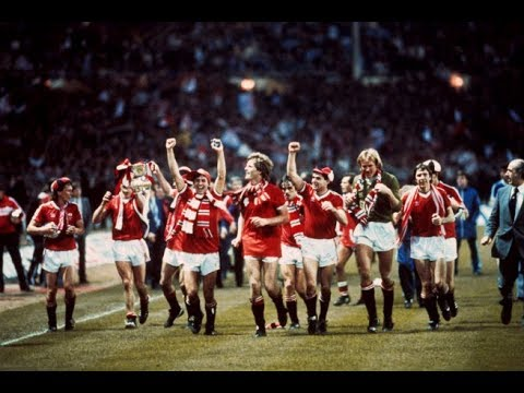Norman Whiteside looks back at the 1983 FA Cup Final