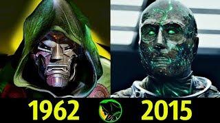 👽 Доктор Дум - Эволюция (1962 - 2015) ! Все Появления Виктора фон Дума 🌍!