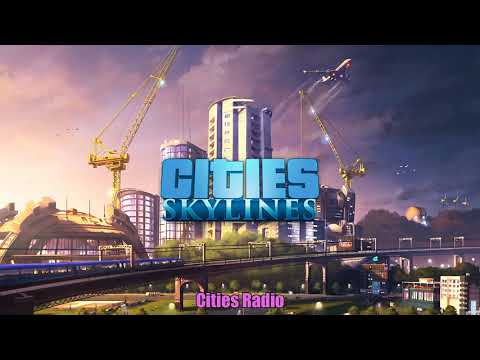 Cities: Skylines | Cities Radio | Stellaris ft  Mia Stegmar - Faster Than Light