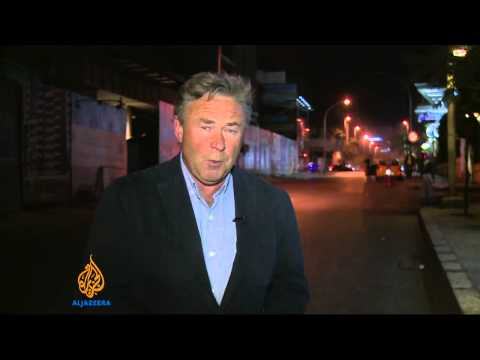 Lebanese army takes control of Tripoli