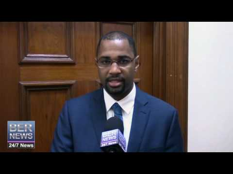 MP Lawrence Scott On Airport Industrial Action, June 10 2016