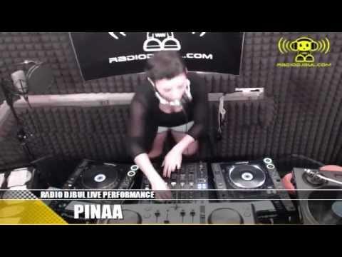 DJ PINAA - RADIO DJBUL Pioneer Show 31-10-2012