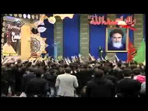 زنجیر زنان کوچه کرد احمد اردبیل در مراسم  تشتگذاری حسینیه ثارالله اردبیل