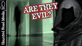 5 Lies About Dark Entities and Shadow People - They're Not ALL Evil and Demonic!