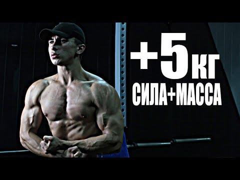 Моя Программа Тренировок / +5 кг За 2 Месяца (5Х5)