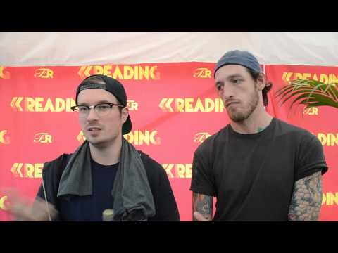 Punktastic Reading Festival 2013 Shorts: Funeral For A Friend