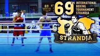 Бокс   Валерий Харламов (UKR) - Ислам Исмаилов (NOR) 81кг   69 межд. турнир Странджа 2018