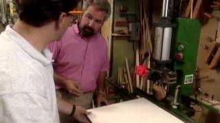 How To Install Custom Bathroom Vanity - Colonial Revival Remodel -  Bob Vila Eps.1310
