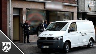 Gegen islamistische Gefährder: Razzien in NRW