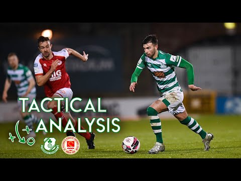 ANALYSIS | Shamrock Rovers v St. Patrick's Athletic - SSE Airtricity Premier Division 2021 season
