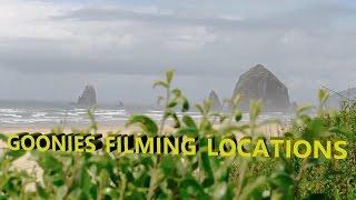 WE ARE HERE! Goonies & Kindergarten Cop filming locations