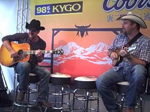 Craig Campbell Performs Family Man in the KYGO Concert Studio