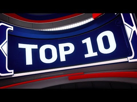 NBA Top 10 Plays of the Night | October 14, 2019