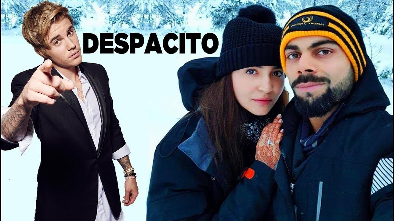 Virat Anushka Dance on Despacito|Wedding Romantic Dance|Best couple dance Ever