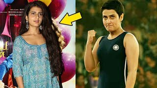 DANGAL Actress Fatima Sana Shaikh's AMAZING Hair Transformation From Tom Boy To Beautiful Girl