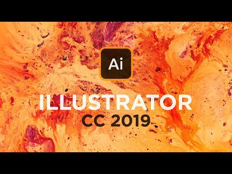 Adobe Illustrator CC 2019 NEW Features! Mp3